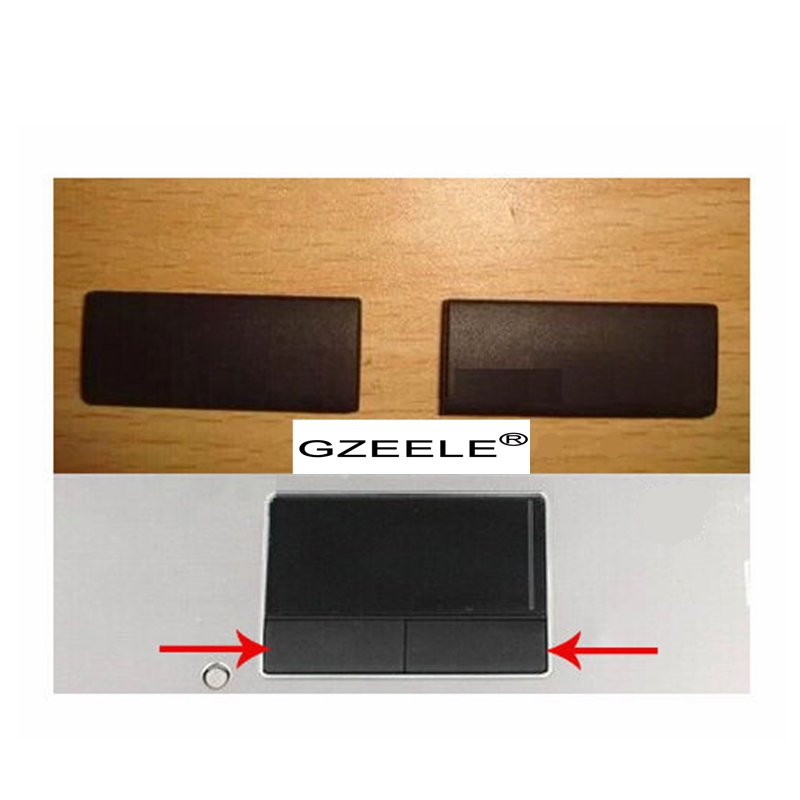 GZEELE for <font><b>HP</b></font> Elitebook 8440 <font><b>8440P</b></font> 8440W Left & Right mouse buttons switch touchpad key notebook keyboard laptop key image