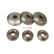 60 degree valve seat reamer grinding wheel head diamond tool with