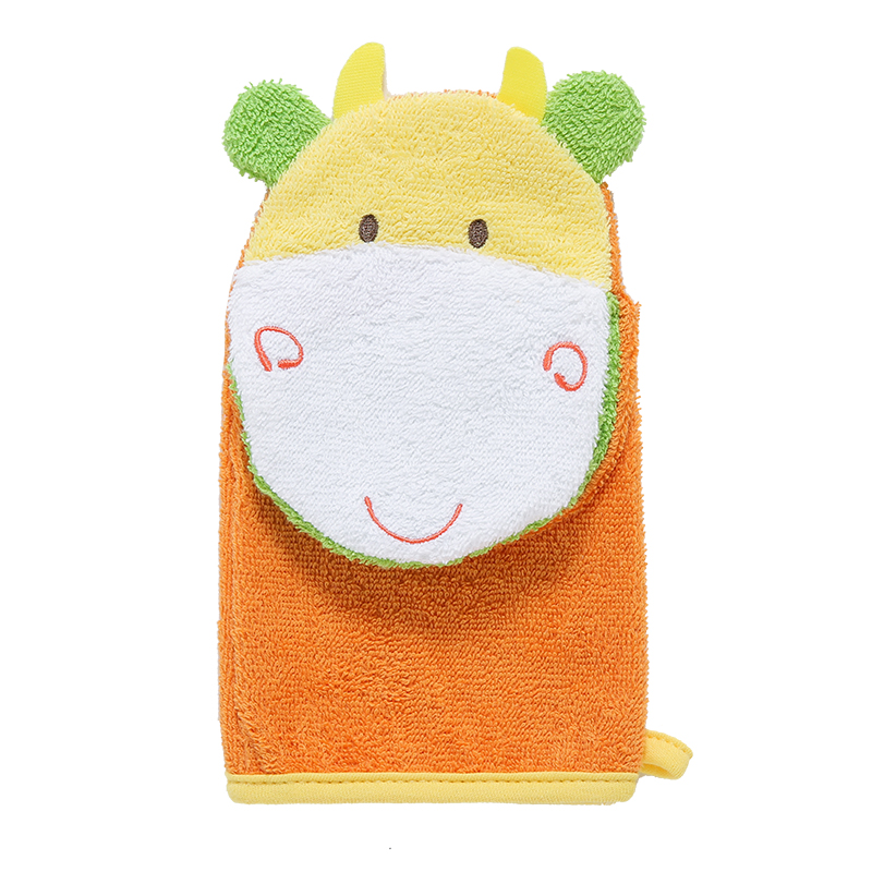 Lion Bear 100% Cotton Baby Bath Towel Baby Toiletries Bath Brushes Cartoon Cute For Boys And Girls
