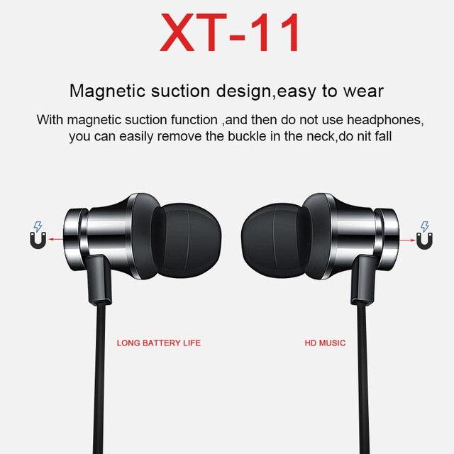 Newest Wireless Headphone Bluetooth Earphone Headphone For Phone Neckband sport earphone Auriculare CSR Bluetooth For All Phone 3