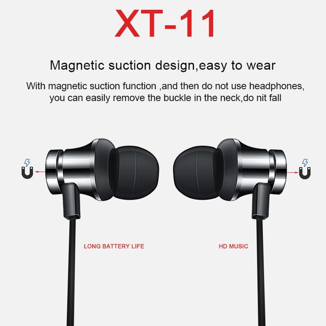 Newest Wireless Headphone Bluetooth Earphone Headphone For Phone Neckband sport earphone Auriculare CSR Bluetooth For All Phone