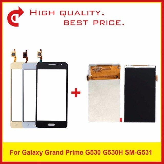 "5.0"" For Samsung Galaxy Grand Prime SM G530 G530 G530F G530H SM G531 G531 G531F G531H LCD Display +Touch Screen Digitizer Sensor"