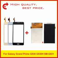 "5,0 ""para Samsung Galaxy Grand Prime SM-G530 G530 G530F G530H SM-G531 G531 G531F G531H pantalla LCD + pantalla táctil digitalizador de Sensor"