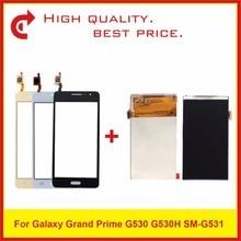 """5.0 """"pour Samsung Galaxy Grand Prime SM G530 G530 G530F G530H SM G531 G531 G531F G531H écran LCD + capteur de numériseur décran tactile"""