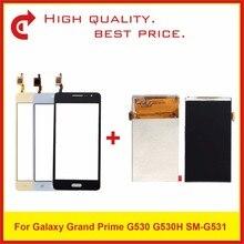 ЖК дисплей с дигитайзером сенсорного экрана, для Samsung Galaxy Grand Prime, G530, G530F, G530H, G531, G531F, G531H, экран 5 дюймов, SM G530, G530F, G531H