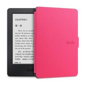 """Image 2 - Eunaimee e book Trường Hợp PU Leather Slim Mỏng bảo vệ cho Kindle Paperwhite 6 """"Trường Hợp Bìa"""