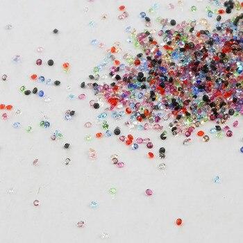 Διακόσμηση νυχιών Crystal 1.1mm Nail Μανικιούρ - Πεντικιούρ Προϊόντα Περιποίησης MSOW