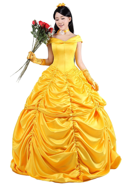 Princess Belle Adult Halloween Costume