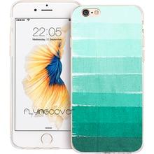 ZUCZUG Fundas Ombre Ocean for iPhone X 7 8 Plus Case for iPhone 5S 5 SE 6  6S Plus 40c3a009077e