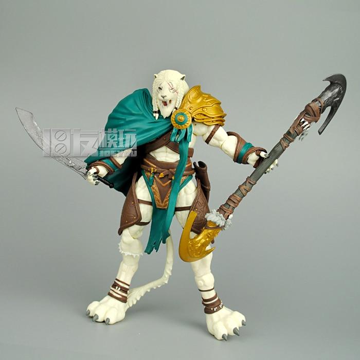 ФОТО Limited   Funko 7 inch  action  figure  Magic  Ajani Goldmane  without  box