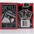 Bicycle Tragic Royalty Poker Standard Poker Playing Cards Brand New Sealed Magic Deck Props Magia Tricks 1Pcs Magic Toys