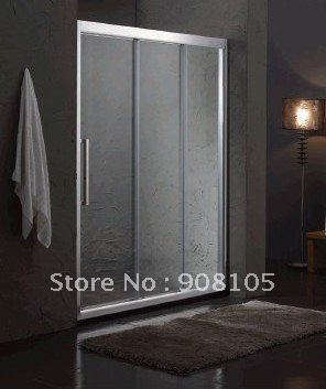 China Wholesale Customized Clear Tempered Glass Shower