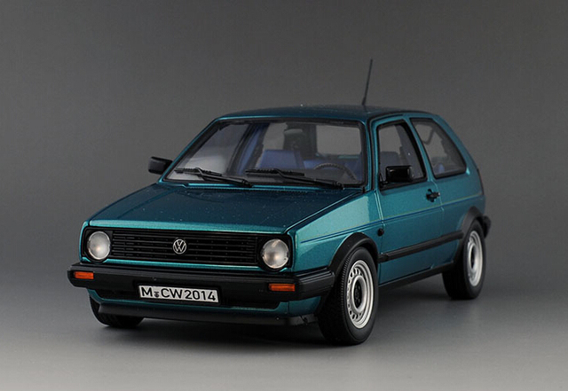 2015 hot sell Volkswagen VW 1990 GOLF Madison 1:18 alloy car model