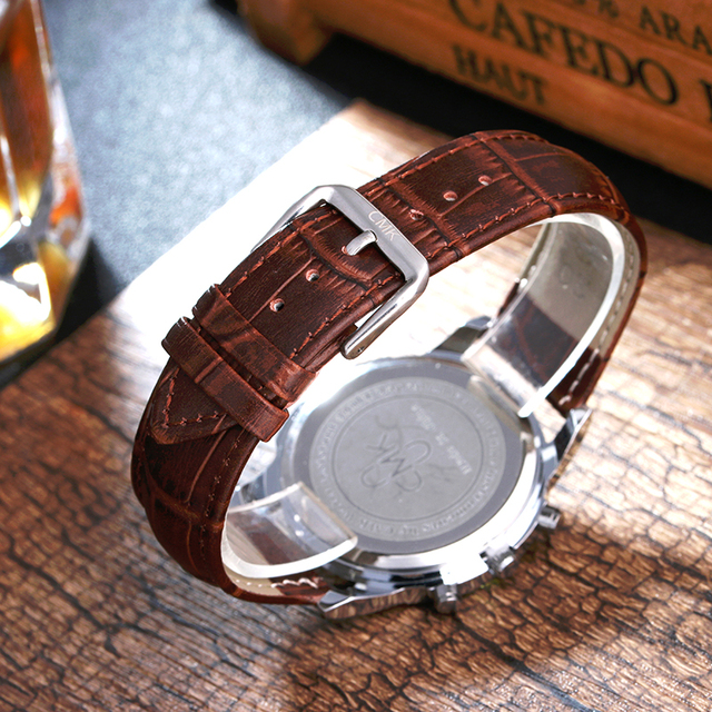 Casual Quartz Watches for Men