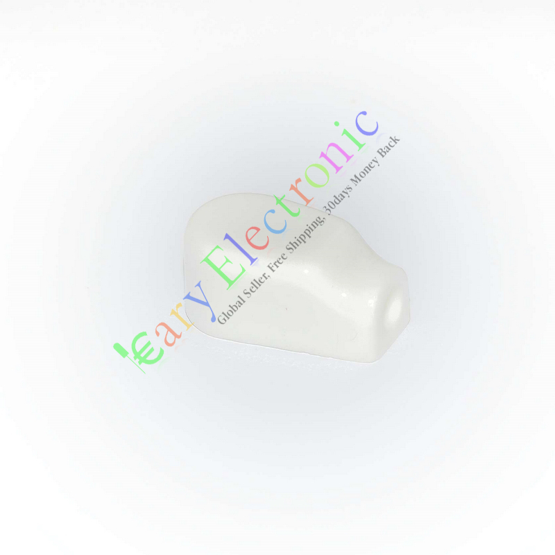 Wholesale And Retail 20pcs 7.4mm Tube Anode Caps Ceramic Socket For Vacuum Sp42 Vp41 Radio Amp Parts Free Shipping To Rank First Among Similar Products Home