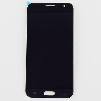 Samsung LCD Galaxy J3 2016 LCD ekran SM-J320M J320FN J320A J320F J320H LCD Ekran dokunmatik ekranlı sayısallaştırıcı grup