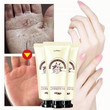 LAMILEE GoatMilk Hand Cream Anti-Dryness Moisturizing Anti-chapping whitening care 40g Hydrating for Winter Repair
