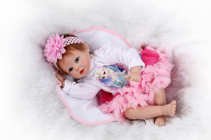 55cm real baby reborn doll toys play house toys for kid , girl brinquedos silicone reborn babies bonecas55cm real baby reborn doll toys play house toys for kid , girl brinquedos silicone reborn babies bonecas