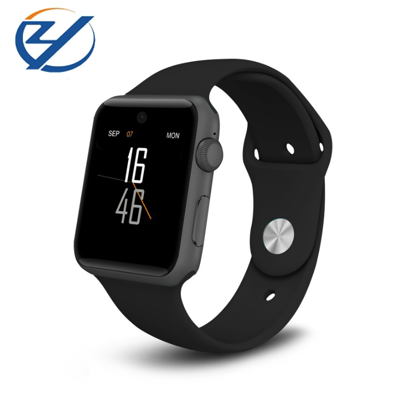 ZAOYIMALL DM09 Men and Women Smartwatch Bluetooth Wearable Device Support SIM Card for Android iOS Apple Phone Smart Watch цена 2017