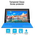"""0.3mm 9H 2.5D Explosion-proof Tempered Glass film for MICROSOFT SURFACE PRO 3 12.2"""" tablet Anti-shatter screen protector films"""