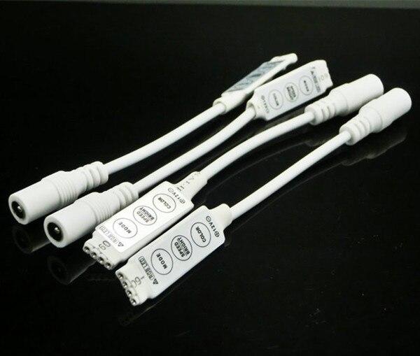 Best Price High Quality 1 Pcs DC 12V Mini 3keys LED RGB Controller