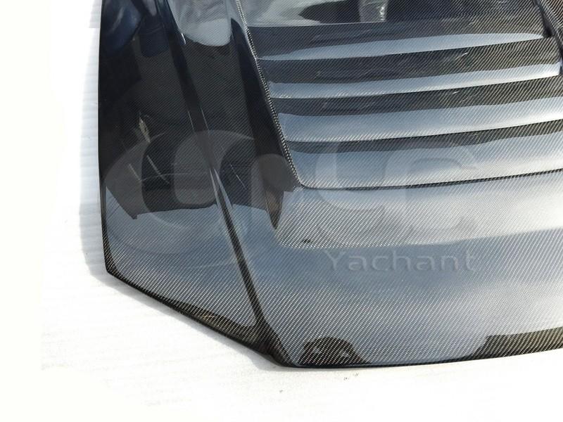 1999-2002 Nissan Skyline R34 GTR Nismo Style Hood Bonnet CF (6)