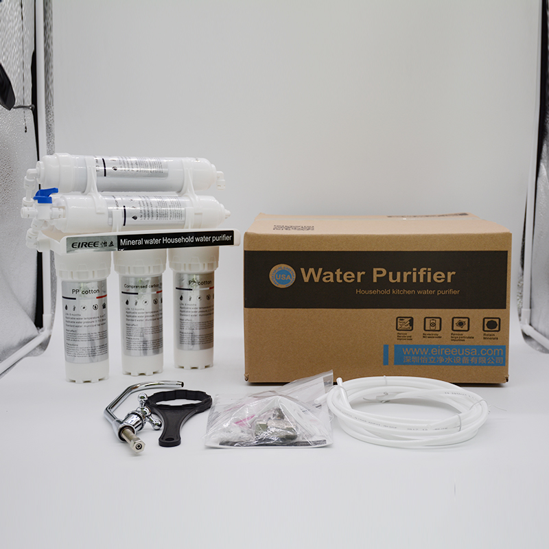 water purifier water filter with food grade with uf membrane for hospital use 500l h kitchen water filter machine with 304 stainless steel shell and food grade ultrafiltration membrane for water treatment