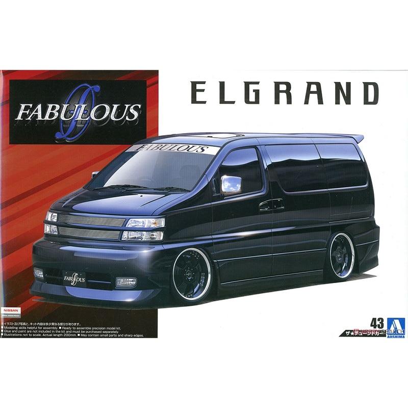 1/24 Nissan FABLOUS APE50 ELGRAND '00 05452