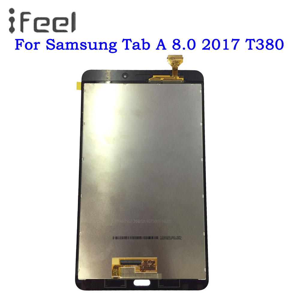 For Samsung Galaxy Tab A 8.0 2017 SM-T380 SM-T385 T380 T385 Lcd Display + Touch Screen Digitizer 8 LCDFor Samsung Galaxy Tab A 8.0 2017 SM-T380 SM-T385 T380 T385 Lcd Display + Touch Screen Digitizer 8 LCD
