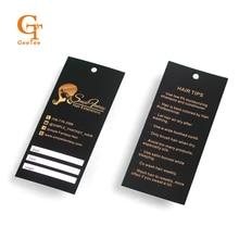 Custom Merknaam Logo Bedrukt Papier Swing Hang Tag, Aangepaste Oem Winkelen Labels Etiketten, papier Prijs Labels Tags Verzending Labels