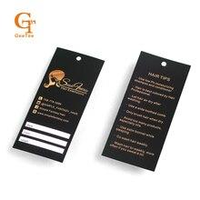 Marka własna nazwa papier z nadrukowanym logo huśtawka wisząca etykietka, niestandardowe etykiety na zakupy OEM etykiety, etykiety cenowe papierowe etykiety wysyłkowe
