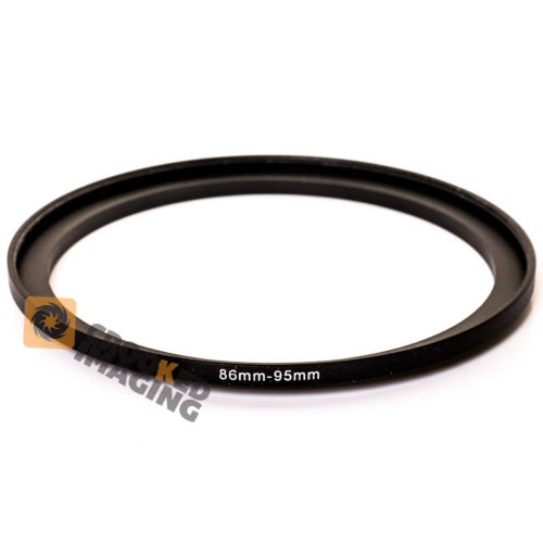 86mm-95mm 86-95 Mm 86 To 95 Step Up Filter Ring Adapter For Canon Nikon Camera