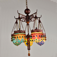 Southeast Asia pendant light Bohemian Creative Personality pendant lamp Turkish Bar Internet Cafe Table Lamp WL5050922