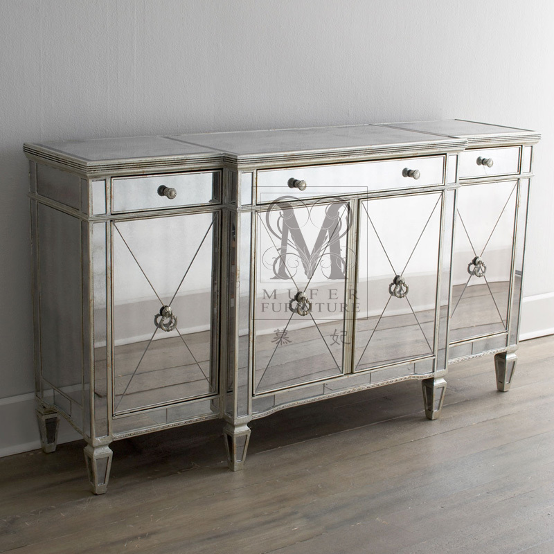 Perfect Horchow American Neo Classical High End Custom Wood Furniture For Living  Room Mirror Sideboard Sideboard HC61 In Sideboards From Furniture On  Aliexpress.com ...