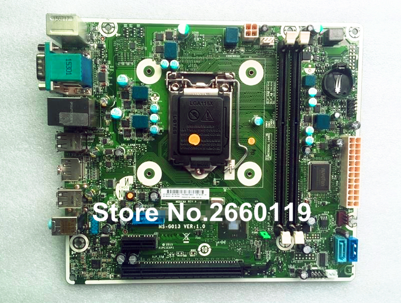 Desktop motherboard for HP MS-G013 803189-001 804372-001 system mainboard fully tested and perfect quality