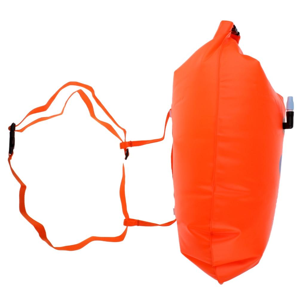 nadar flutuador tow seco saco & bolsa
