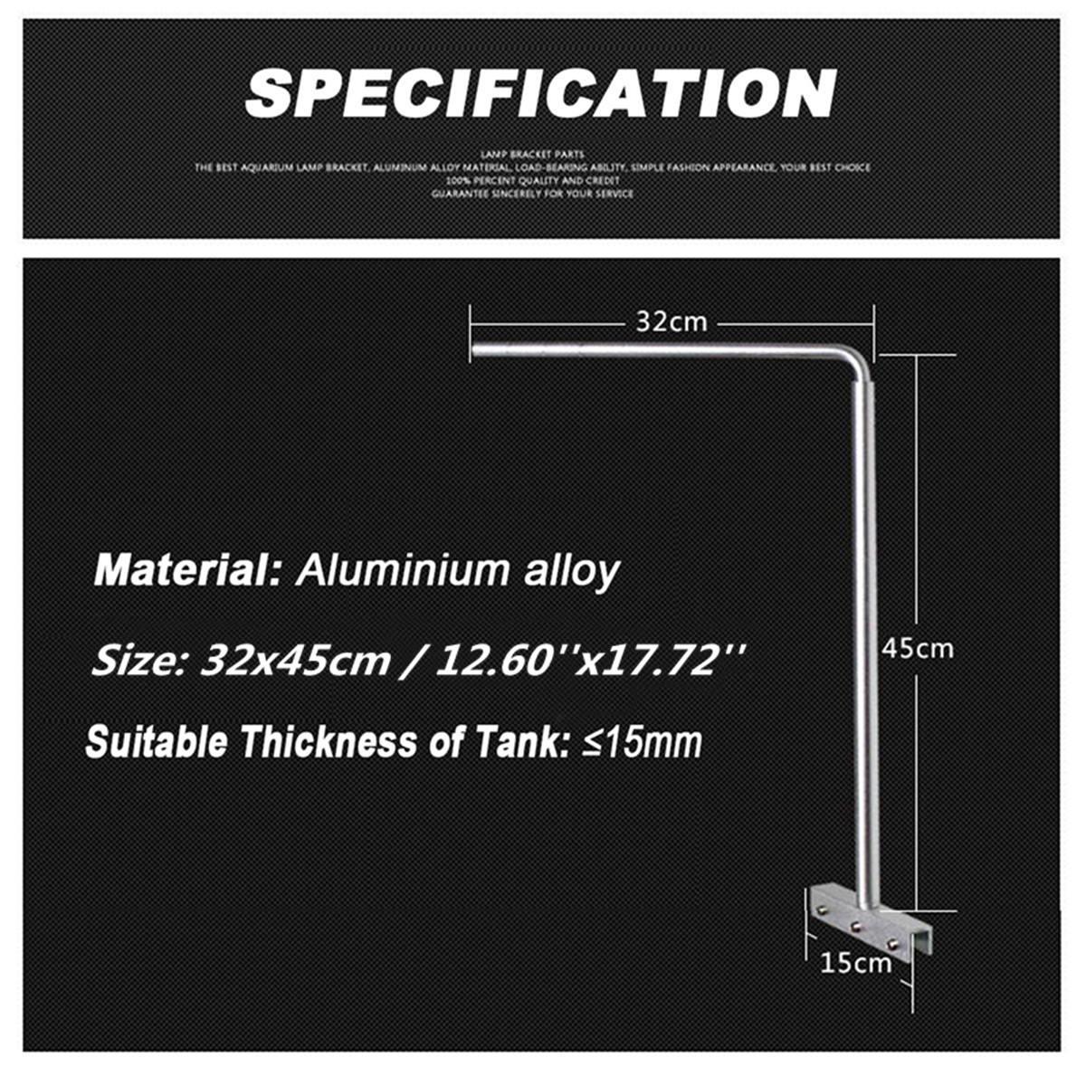 alumínio suporte cabide com segurança