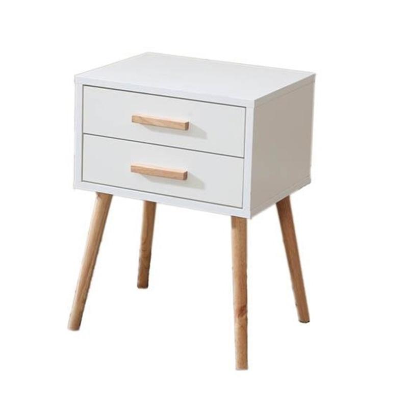 Mesa Auxiliar Meuble Maison Nordic European Retro Wooden Quarto Cabinet Bedroom Furniture Mueble De Dormitorio Nightstand