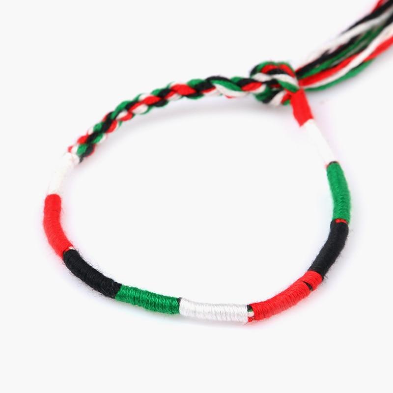 Women brazilian bracelet multicolor braided boho chain bohemian tassel strain handmade sport chain friendship bracelets unisex 1