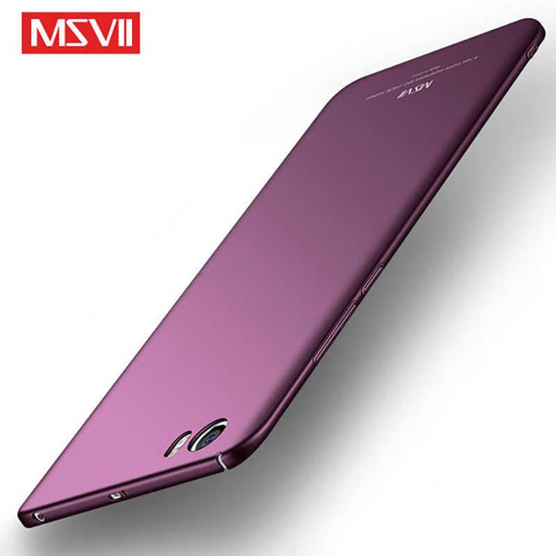 Msvii противоударный чехол для телефона бампер PC чехол на Для ксиоми 5s Сяо Mi 5 Mi 5S Mi 5 5S Сяо mi -Mi-5 Pro Prime 3/4 32/64/128 ГБ xio Mi xao mi