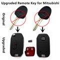 Upgraded Car Remote Flip Key 315MHz 433MHz for MITSUBISHI Pajero Lancer Outlander Grandis Shogun Montero Triton