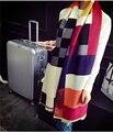 2016 new Luxury brand scarf boho womens Brand vintage crochet Desinger plaid Bandana Poncho Blanket Pashmina Shawls warm Echarpe