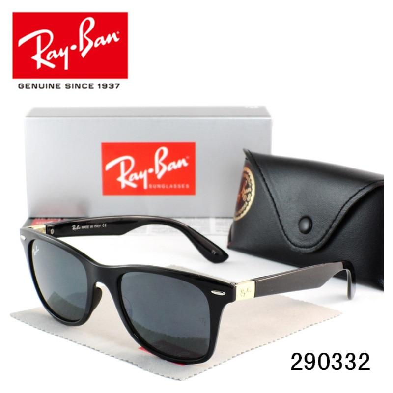 Vintage Retro RayBan Sunglasses RB4195 Outdoor Glasses RayBan Men/Women Retro  Sun Glasses Male Goggles Shadow UV400Vintage Retro RayBan Sunglasses RB4195 Outdoor Glasses RayBan Men/Women Retro  Sun Glasses Male Goggles Shadow UV400