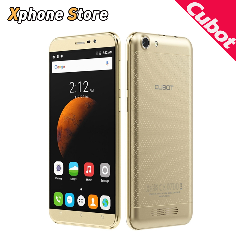 CUBOT Dinosaur 4G LTE Phones Android 6 0 3GB RAM 16GB ROM 5 5 inch MT6735