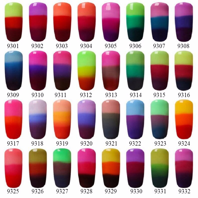 3 color change thermochromic pigment 3 stage thermochromic powder hot active pigment temperature sensitive pigment N