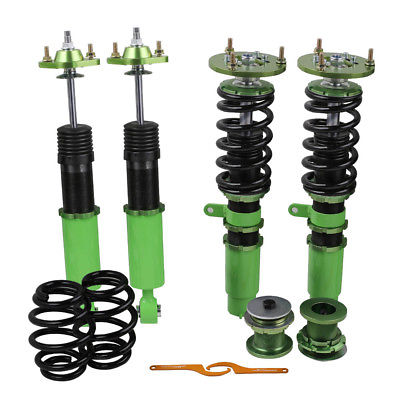 Coilover Coilovers Printemps Suspension pour BMW E36 316 318i 323i 325i 328i M3 Strut Chocs Absorbeur Kit