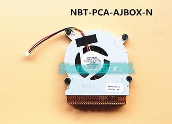 New ORG Laptop/Notebook CPU cooling Radiator Heatsink/Fan for FOXCONN AJBOX-N NFB61A05H F1FA1 M281A001 nT-330i NBT-PCA-AJBOX-N