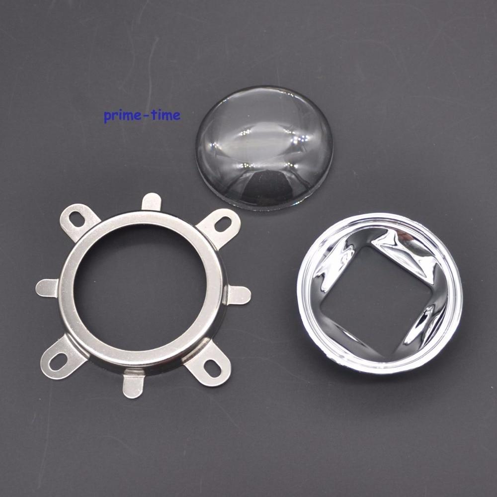 Best 44mm Lens high power SMD LED bulb DIY watt Reflector 30W 50W 100W YA