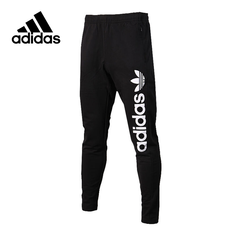 Original New Arrival Official Adidas Originals LIGHT PANTS Men's Full Length Pants Sportswear adidas original new arrival official women s tight elastic waist full length pants sportswear aj8153