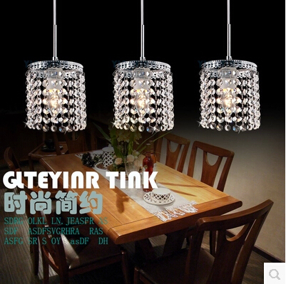 Lampada a sospensione singola luce del pendente bar tavolo da pranzo filo lampada a sospensione - Lampade sopra tavolo da pranzo ...